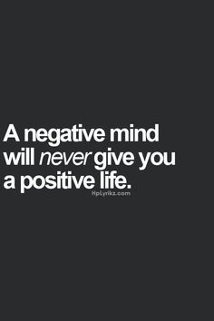 Think positive #peace