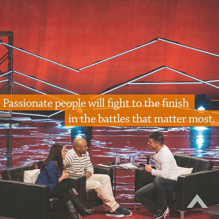 Fight the Good Fight Source: Elevation Church