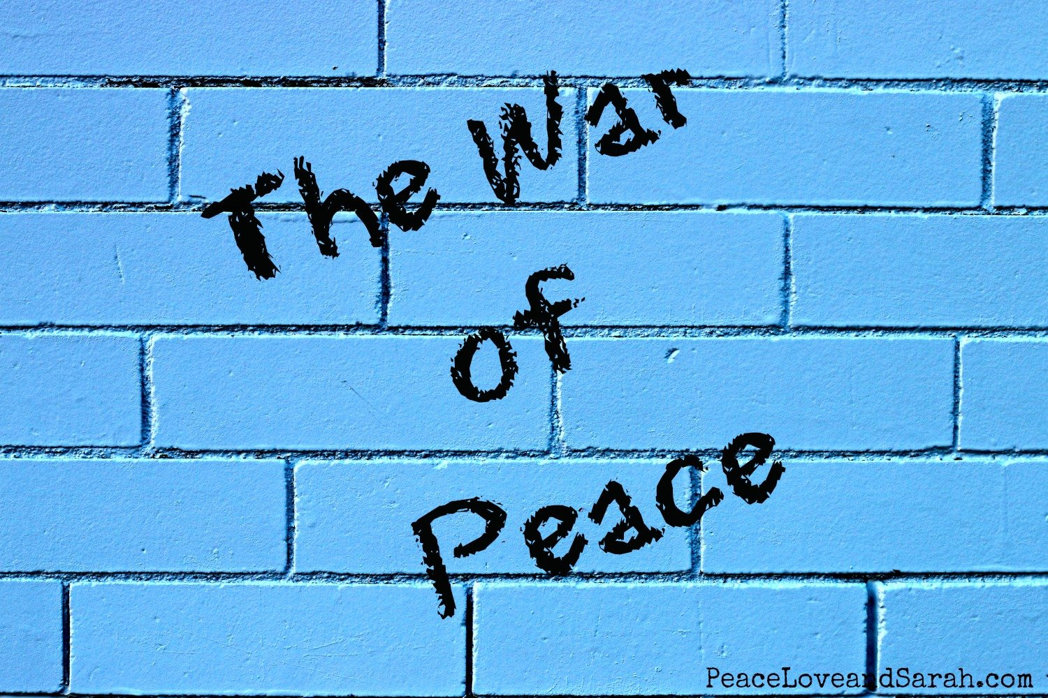 30 Days to Peace #peace