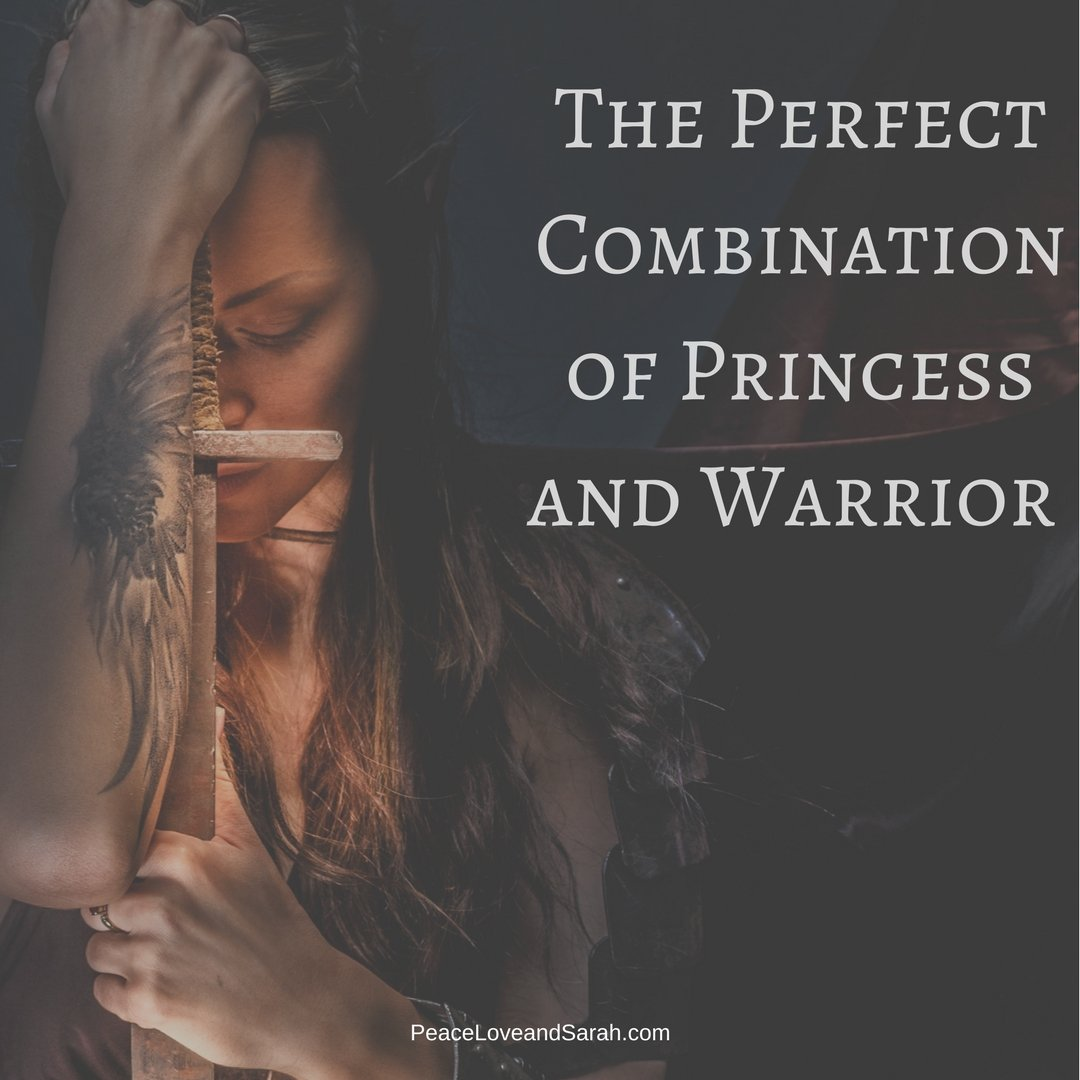 The Perfect Combination of Princess and Warrior
