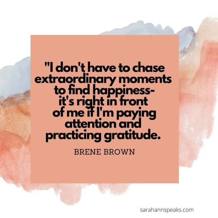Five Ways to Practice Gratitude